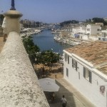Cuitadella harbour view-M
